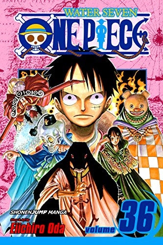 One Piece, Vol. 36: The Ninth Justice (One Piece Graphic Novel) (English Edition)