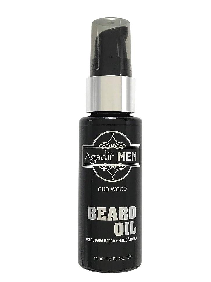 排気乙女起きろアガディール Agadir Men Beard Oil 44ml/1.5oz並行輸入品