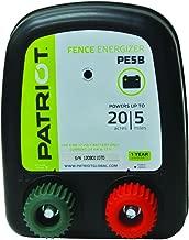 Patriot PB5B Battery Fence Energizer, 0.20 Joule