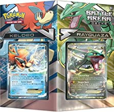 Pokemon 2016 Rayquaza - Keldeo Battle Arena Deck