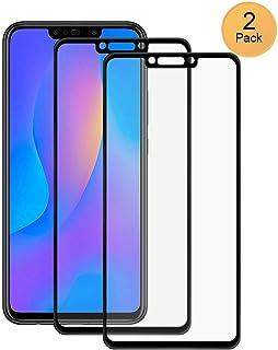 XCYYOO [Lot de 2] Loquiet Verre Trempé Huawei Nova 3i/P Smart Plus Protection écran Complète Film Protection Huawei Nova 3...