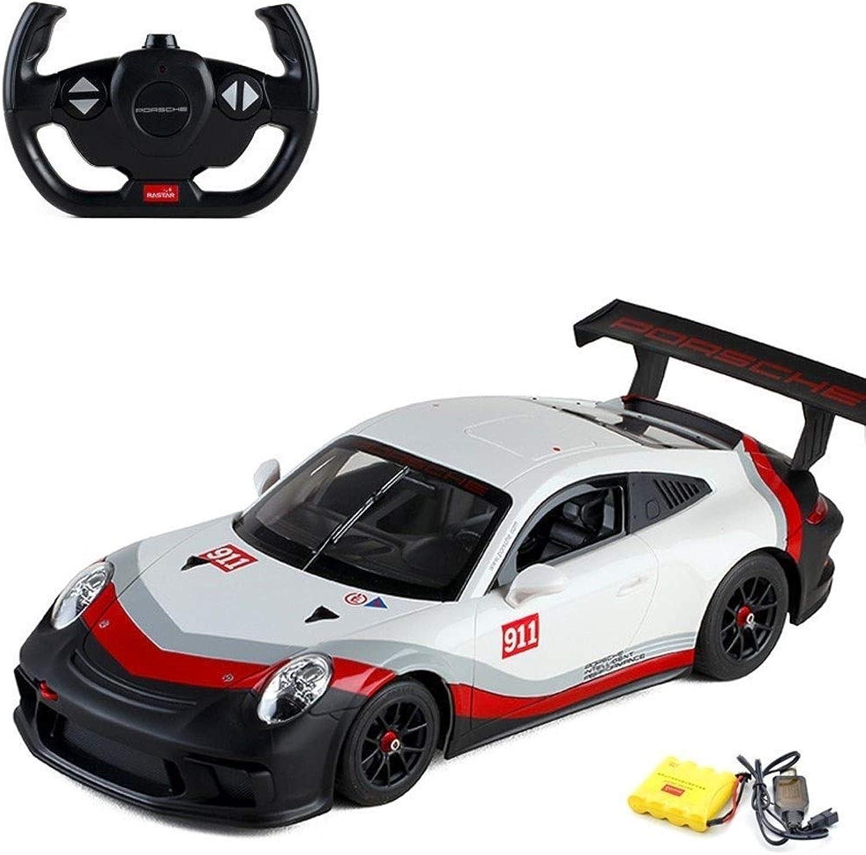 Wesxm Alta Simulazione 1 14 Telecouomodo Giocattolo for Auto Addebitabile ad Alta velocità Drift Auto Sportiva RC con luci Competizione multigiocatore Telecouomodo Auto da Corsa for Bambini