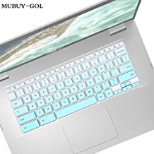 Keyboard Cover Design for 2019 2018 ASUS Chromebook Flip C302 C302CA-DH54 C302CA-DHM4 12.5