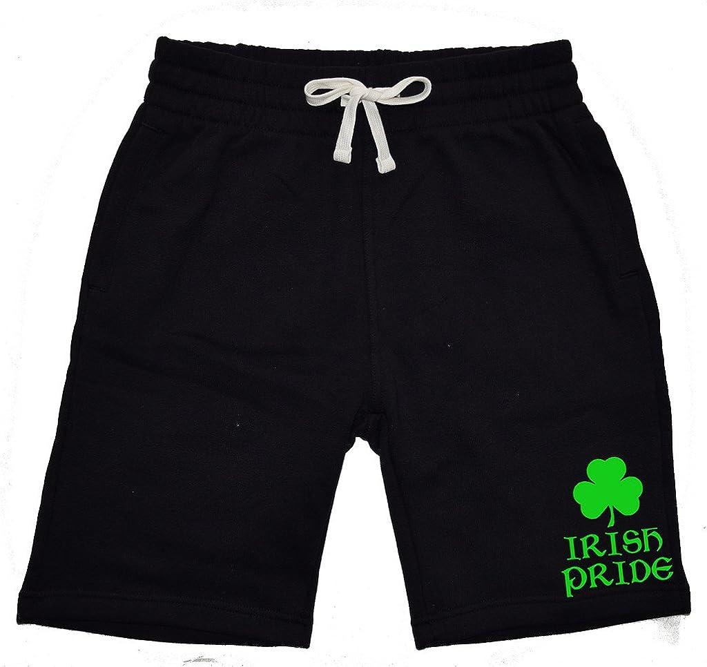 Interstate Fashion Apparel Men's Irish Pride Overseas parallel import regular item Black Shamrock VV514 Lucky