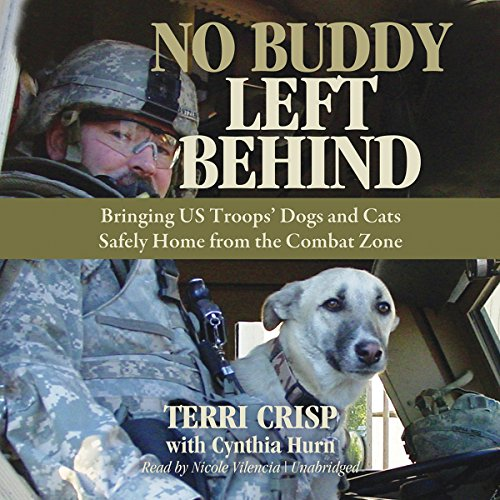 No Buddy Left Behind audiobook cover art