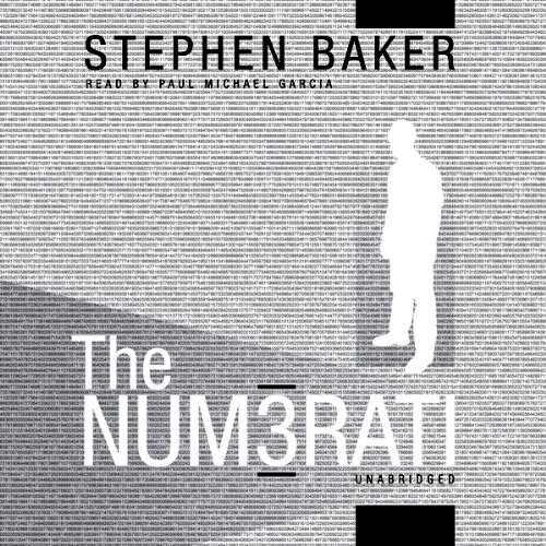The Numerati audiobook cover art