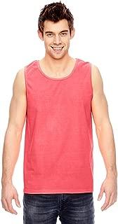 Men's Garment-Dyed Sleeveless Tank