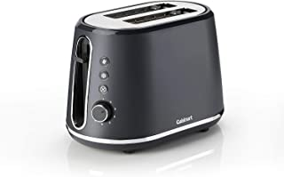 Cuisinart 2 Slice Toaster, 7 Toast Levels, Slate Grey, 1000W, CPT780U