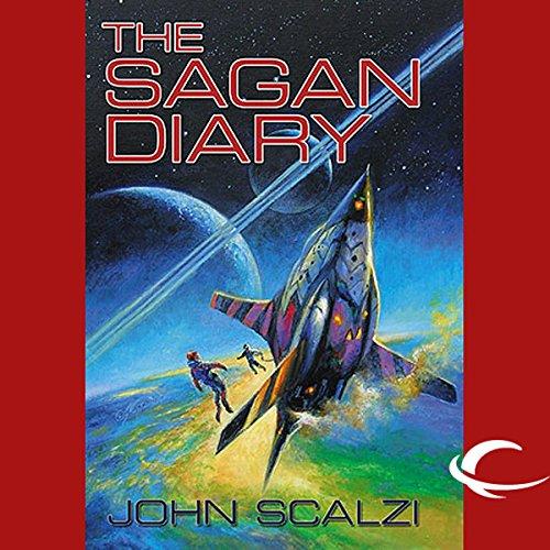 The Sagan Diary  cover art