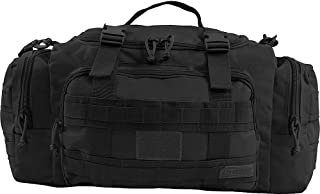 Highland Tactical Winchester Heavy Duty Tactical Duffel (Black)