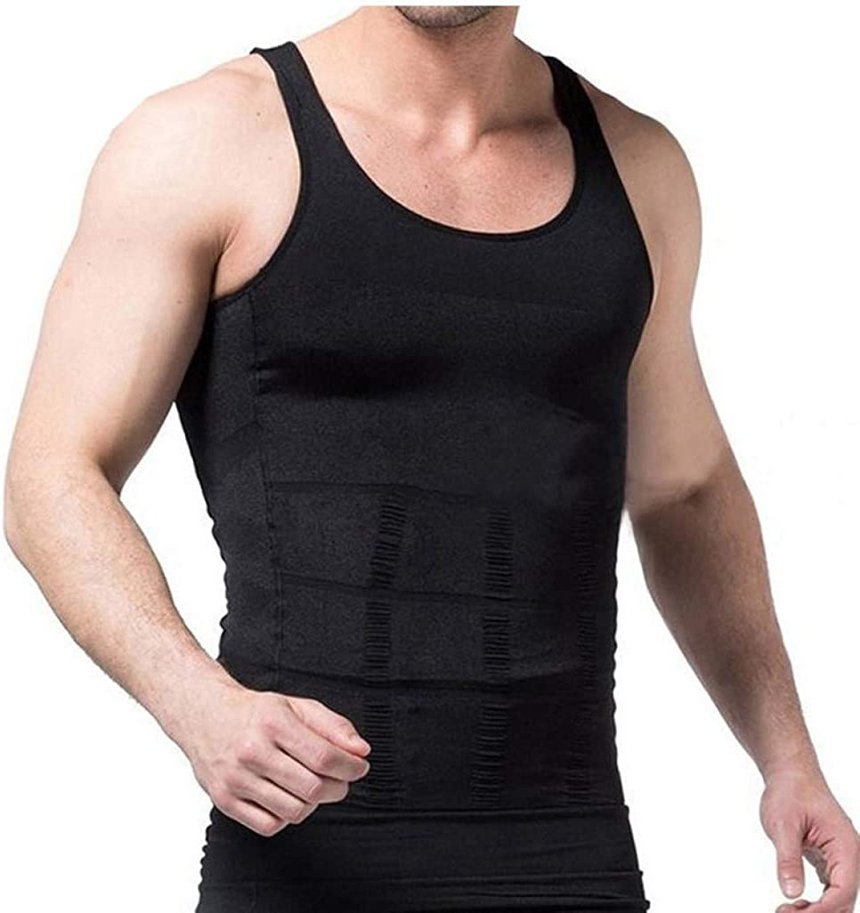 Mens Slimming Body Shaper Waist Trainer Girdle Chest Inexpensive Belly Tops Gorgeous