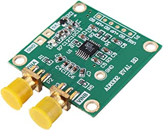 Wideband Amplitude Phase Detection Impedance Analysis Module Amplifier Filter Mixer Loss and Phase Measurement AD8302