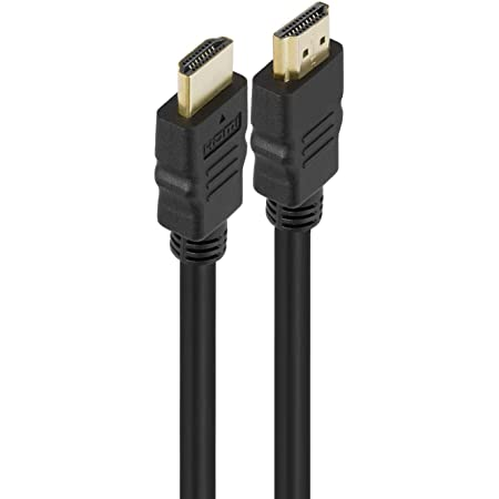 Ewent Cavo HDMI 1.4 4K con Ethernet, Supporta 4K 30Hz, Video UHD 2160p, Ultra HD 1080p, 3D per XboxOne, PS4, TV, Computer e Monitor, 1 Metro