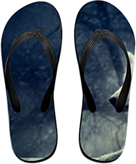 48b5f23c5 ROOMY Men Flip Flops Thin Size House Slippers Beach Sandals Shower Shoes-Flying  Flamingo