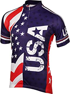 BDI Men's USA Cycling Jersey