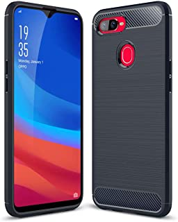 Boleyi Case for Honor 30 Youth, [Anti-Slip] [Ultra-Thin] [Durable] TPU Cover Phone Case, for Honor 30 Youth Cover -Dark Blue