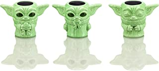 Geeki Tikis Star Wars Mandalorian The Child Mini Muglets | Set of 3 | 2.5 Ounces