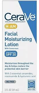 Cerave Facial Moisturizing Lotion Am Spf#30 3 Ounce (89ml) (3 Pack)