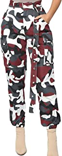 Best womens red camo pants Reviews