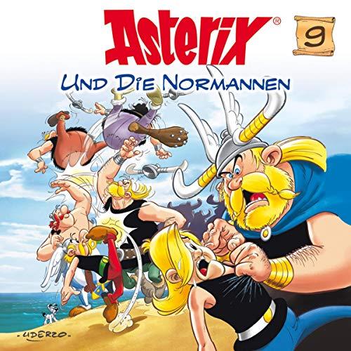 Asterix und die Normannen Titelbild