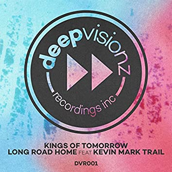 Long Road Home (feat. Kevin Mark Trail)