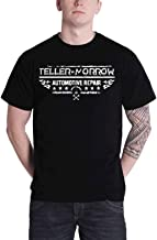 Sons of Anarchy T Shirt Teller-Morrow Automotive Repair Official Mens Black