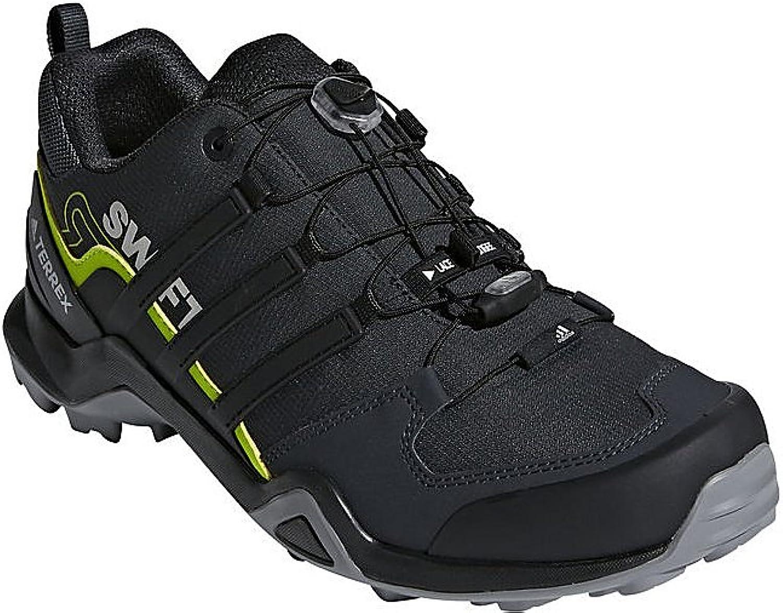Adidas outdoor Men's Terrex Swift R2 Carbon Core Black Grey Three 10 D US