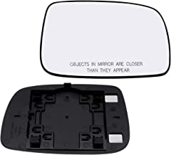 New Replacement Passenger Side Mirror Glass W Backing Compatible With 2007-2012 Toyota Camry Sold By Rugged TUFF