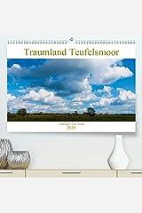 Adam, U: Traumland Teufelsmoor(Premium, hochwertiger DIN A2 Calendario