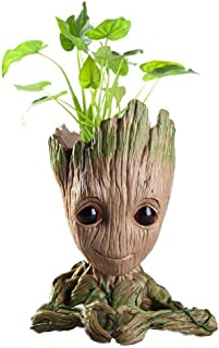 Best baby groot pot plant Reviews