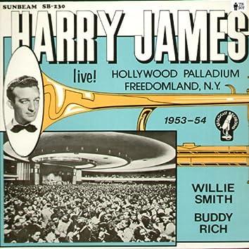 Live! Hollywood Palladium Freedomland NY 1953-54