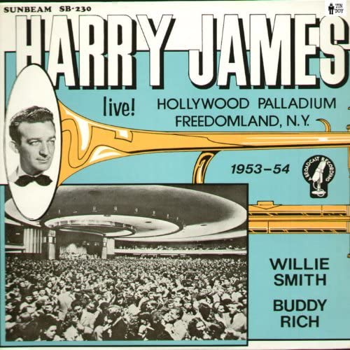 Harry James and His Orchestra feat. Willy Smith & Buddy Rich