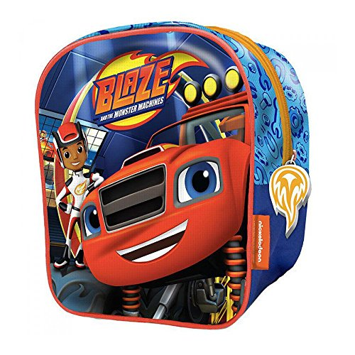 Blaze and the Monster Machines - Rucksack Blaze & Monster Machine 24 x 10 x 23 cm (CYP MC-04-BZ)