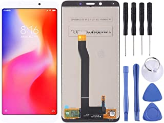 LCD Display Replacement Parts LCD Screen and Digitizer Full Assembly for Xiaomi Redmi 6 / 6A Mobile Phone Repair Parts