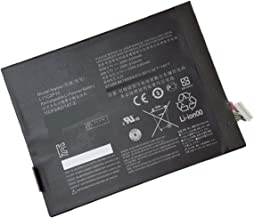 Ammibattery Replacement 3.7V 6340MAH Battery for Lenovo IdeaTab S6000L S6000-F S6000-H S6000 Tablet IdeaTab A1000 A3000 B6000F S600H L11C2P32 L11C2P32 1ICP3/62/147-2 1/CP4/62/147-2
