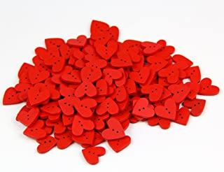 Best heart shaped buttons for sale Reviews