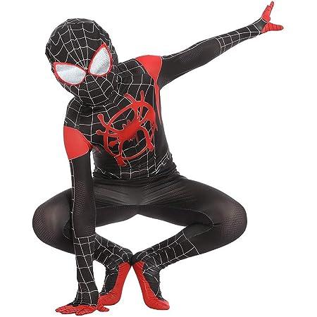 TinkSky Elastico Nero Traspirante Viso Completo Coprire la Maschera Maschera Costume Cosplay Cappuccio Unisex Copricapo Taglia M