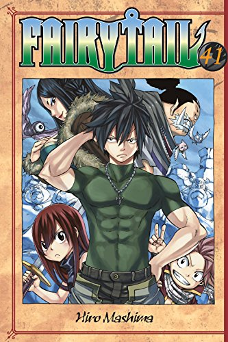 Fairy Tail Vol. 41 (English Edition)