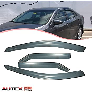 Fits Toyota Camry 2015-2017 AVS In Channel Window Visors Rain Deflector Guards