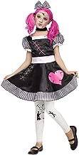 Fun World - Girl's Broken Doll Costume