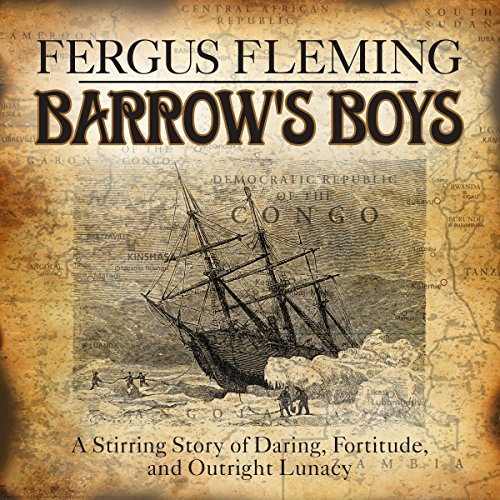 Barrow's Boys audiobook cover art