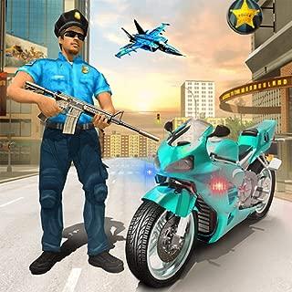 US Police Transporter Game