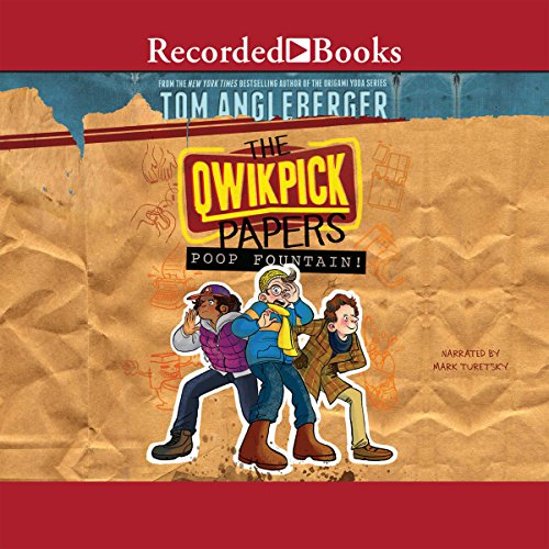 The Qwikpick Papers audiobook cover art
