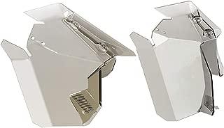 Ski-Doo New OEM Windshield Side Deflector Kit, Smoke, REV-XM, REV-XS, 860201221