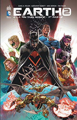 EARTH 2 - Tome 4