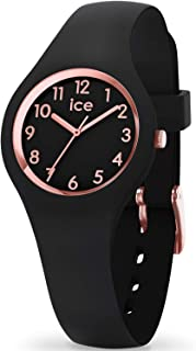 Ice watch ice-Glam Childrens Analog Japanese Quartz Watch with Silicone Bracelet IC015344