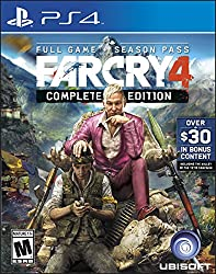 Far Cry 4 best graphics PS4 games