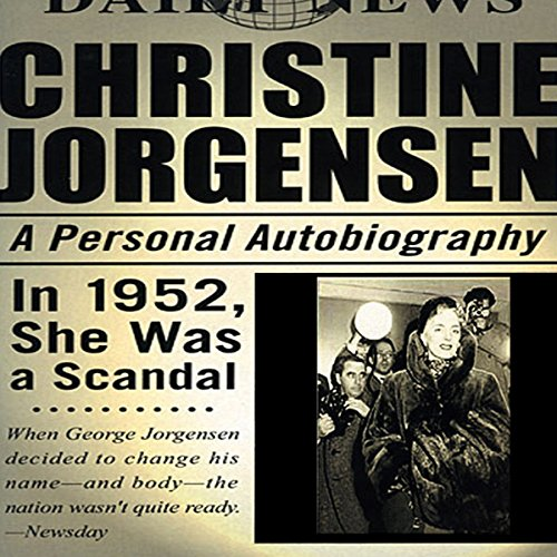 Christine Jorgensen cover art