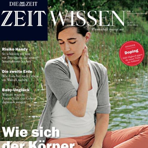 ZeitWissen, Juni / Juli 2012 Titelbild