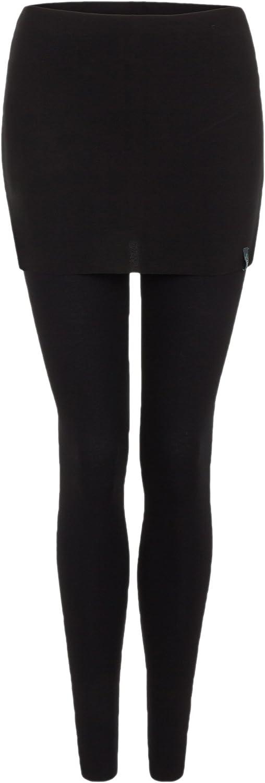Hut & berg balance Yoga Damenhose lang schwarz, Legging lang, SITA